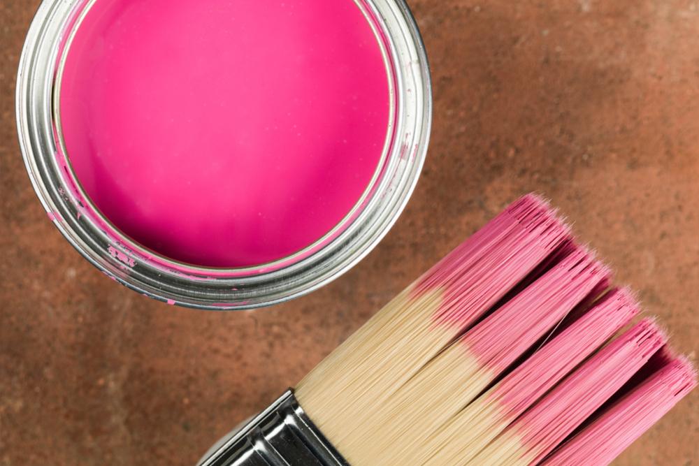 Para todos os apaixonados por cor de rosa!